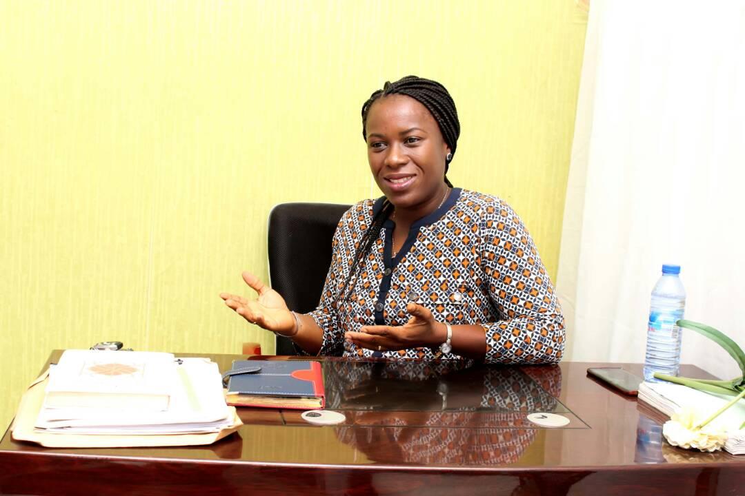 Mrs Harriet Adjimi - Marriage Counsellor