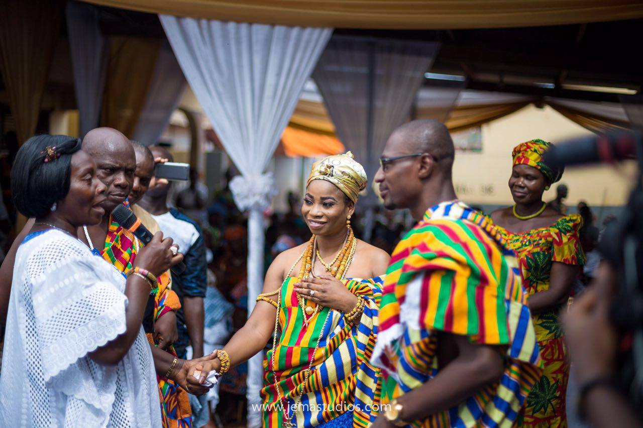 Traditional Marriage in Ghana