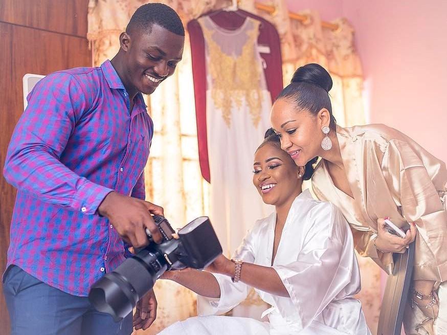 Wedding Photographers in Ghana