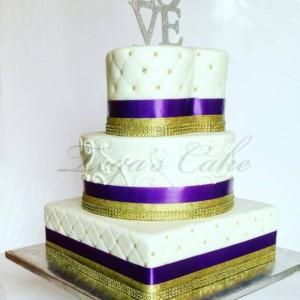 tegas cake