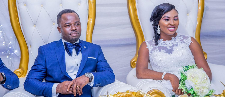 A Celebration of Love – Samuel & Evelyn