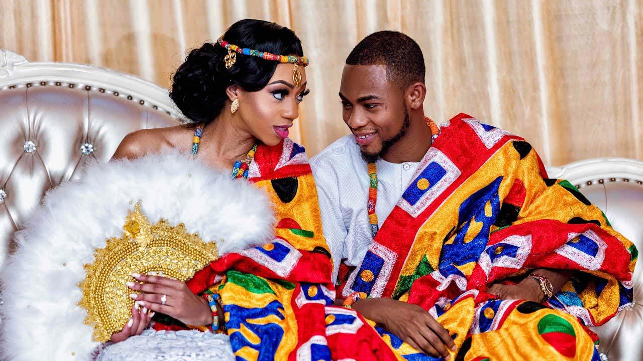 Ghana Traditional Wedding