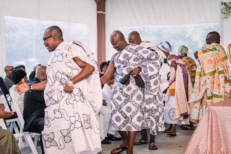 Ghana Traditional Marriage and Wedding
